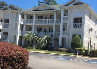 Pre Foreclosure in Myrtle Beach 29579 RIVER OAKS DR - Property ID: 1404830214
