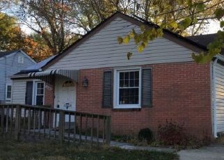 Pre Foreclosure in Hyattsville 20784 70TH PL - Property ID: 1405097385
