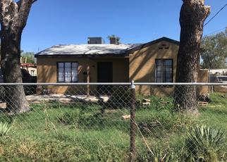 Pre Foreclosure in Tucson 85713 S 9TH AVE - Property ID: 1405184544