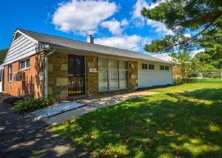 Pre Foreclosure in Abington 19001 THOMSON RD - Property ID: 1405373307