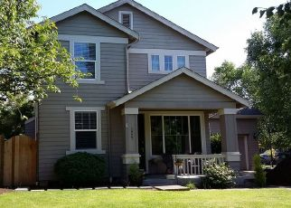 Pre Foreclosure in Eugene 97402 HEITZMAN WAY - Property ID: 1405525735