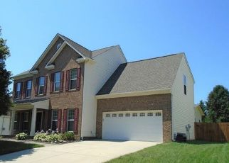 Pre Foreclosure in Mooresville 28115 GABRIEL DR - Property ID: 1406133190