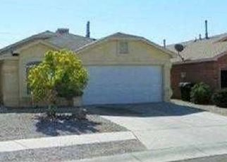 Pre Foreclosure in Albuquerque 87121 TERRACOTTA PL SW - Property ID: 1406390733