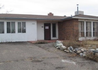 Pre Foreclosure in Belen 87002 RILEY AVE - Property ID: 1406412627