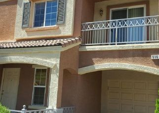 Pre Foreclosure in Las Vegas 89148 BADBY AVE - Property ID: 1406491460