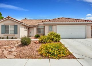 Pre Foreclosure in North Las Vegas 89031 HEALING WATERS LN - Property ID: 1406524304