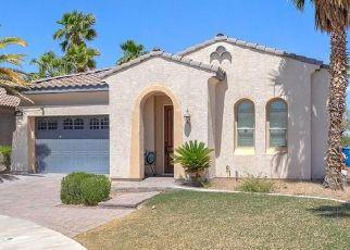 Pre Foreclosure in Henderson 89011 VIA DEL CORALLO WAY - Property ID: 1406570291