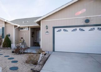 Pre Foreclosure in Fernley 89408 TAMSEN RD - Property ID: 1406586951