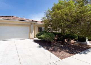 Pre Foreclosure in North Las Vegas 89086 OCEANWOOD AVE - Property ID: 1406601389