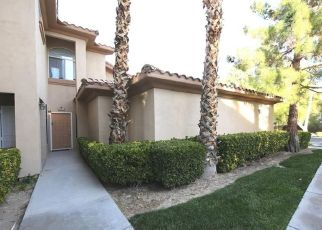 Pre Foreclosure in Henderson 89014 W WARM SPRINGS RD - Property ID: 1406618920