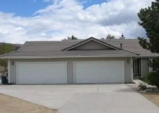 Pre Foreclosure in Carson City 89706 GONI RD - Property ID: 1406627226