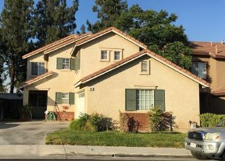Pre Foreclosure in Corona 92880 PRIMROSE LN - Property ID: 1406715711