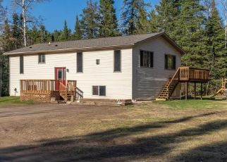 Pre Foreclosure in Cloquet 55720 REPONEN RD - Property ID: 1406925943