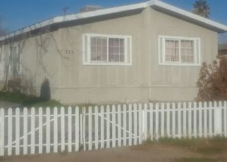 Pre Foreclosure in Taft 93268 MONTVIEW AVE - Property ID: 1407753709