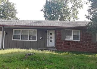 Pre Foreclosure in Carmi 62821 WILLIAM DR - Property ID: 1407876778
