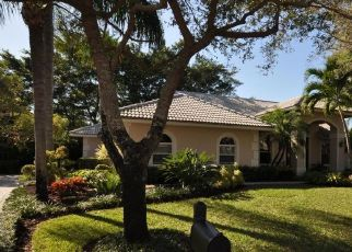 Pre Foreclosure in Jupiter 33469 SE CANARY PALM WAY - Property ID: 1407987581