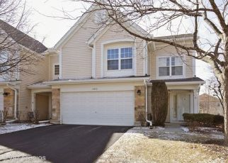 Pre Foreclosure in Schaumburg 60193 CLEMATIS DR - Property ID: 1408294601