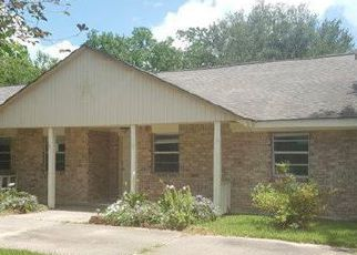 Pre Foreclosure in Santa Fe 77510 GREENBRIAR ST - Property ID: 1408450968