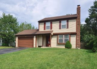 Pre Foreclosure in Reynoldsburg 43068 BANNON CT - Property ID: 1408485560
