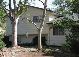 Pre Foreclosure in Colorado Springs 80916 THOREAU DR - Property ID: 1408684845