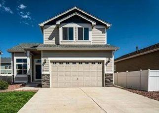 Pre Foreclosure in Fountain 80817 FIRECRACKER TRL - Property ID: 1408689656