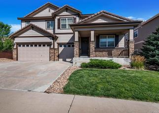 Pre Foreclosure in Castle Rock 80108 ESMERALDA DR - Property ID: 1408732576