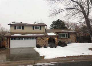 Pre Foreclosure in Littleton 80124 HADAR DR - Property ID: 1408733897