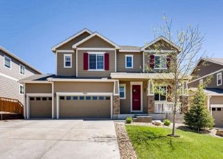 Pre Foreclosure in Castle Rock 80108 GRADY CIR - Property ID: 1408735643