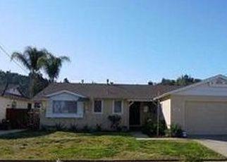 Pre Foreclosure in El Cajon 92019 BUCKSKIN RD - Property ID: 1408925731
