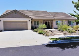 Pre Foreclosure in Paso Robles 93446 CAYMUS CT - Property ID: 1409078581