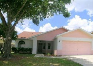 Pre Foreclosure in Brandon 33511 RINKFIELD PL - Property ID: 1409132441
