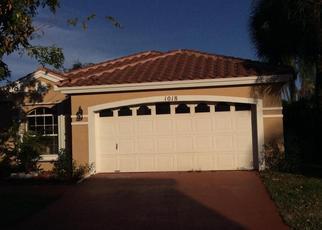 Pre Foreclosure in Boynton Beach 33436 FAIRFAX CIR W - Property ID: 1409148202