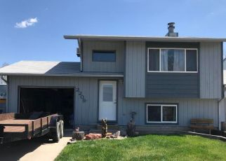 Pre Foreclosure in Gillette 82718 WAGONHAMMER LN - Property ID: 1409494203