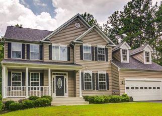Pre Foreclosure in Fredericksburg 22406 EMPRESS ALEXANDRA PL - Property ID: 1409715833