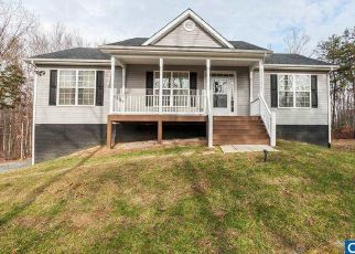 Pre Foreclosure in Gordonsville 22942 WAVERLY FOREST LN - Property ID: 1409725908