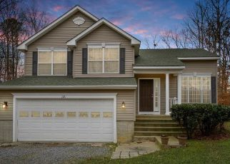 Pre Foreclosure in Ruther Glen 22546 PATRICK HENRY DR - Property ID: 1409742540