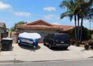 Pre Foreclosure in Oxnard 93033 LA CANADA AVE - Property ID: 1409967216