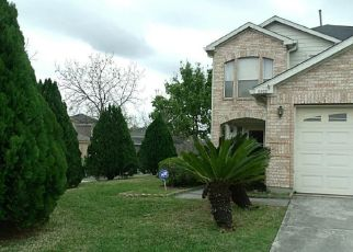 Pre Foreclosure in Houston 77034 MULE SPRINGS DR - Property ID: 1410046942
