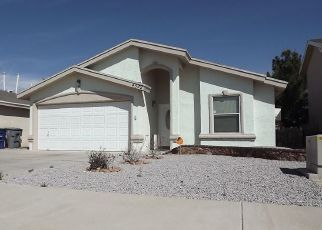 Pre Foreclosure in El Paso 79938 LORENZO PONCE DR - Property ID: 1410115249