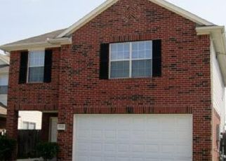 Pre Foreclosure in Humble 77396 LOYS COVES CT - Property ID: 1410248848