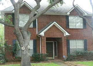 Pre Foreclosure in Houston 77014 BRIDLECHASE LN - Property ID: 1410284313