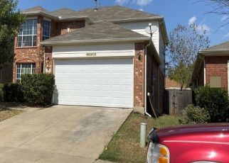 Pre Foreclosure in Fort Worth 76123 GETTYSBURG LN - Property ID: 1410345634