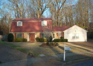 Pre Foreclosure in Memphis 38128 ANCROFT CV - Property ID: 1410499808