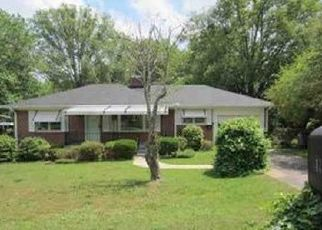 Pre Foreclosure in Greenville 29611 MCLENDON DR - Property ID: 1410758197