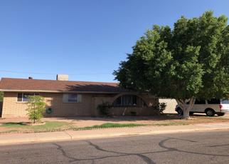 Pre Foreclosure in Mesa 85203 N LESUEUR - Property ID: 1411231209
