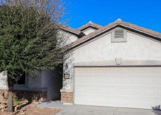 Pre Foreclosure in Sahuarita 85629 S VIA CAYETANO - Property ID: 1411237345
