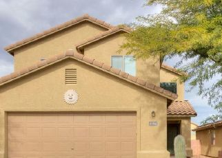 Pre Foreclosure in Green Valley 85614 W CHOLLA CREST DR - Property ID: 1411248742