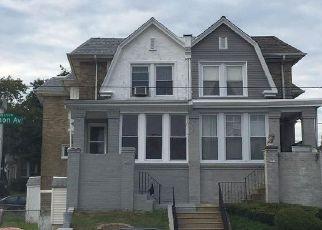 Pre Foreclosure in Philadelphia 19131 LEBANON AVE - Property ID: 1411300414