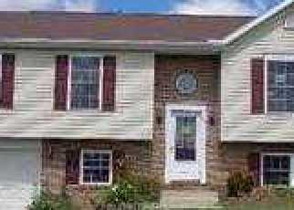 Pre Foreclosure in Smithsburg 21783 AMANDA DR - Property ID: 1411441892