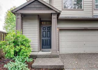 Pre Foreclosure in Hillsboro 97124 NE CALLAN CT - Property ID: 1411711680